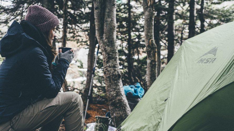 カナダでキャンプに行こう!(準備編)